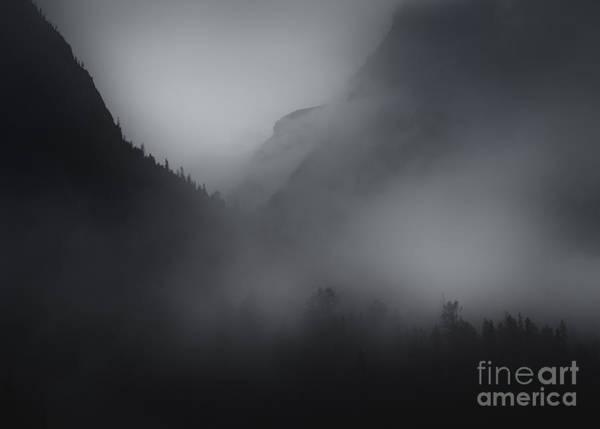 Photograph - Misty Mountains by Dan Jurak