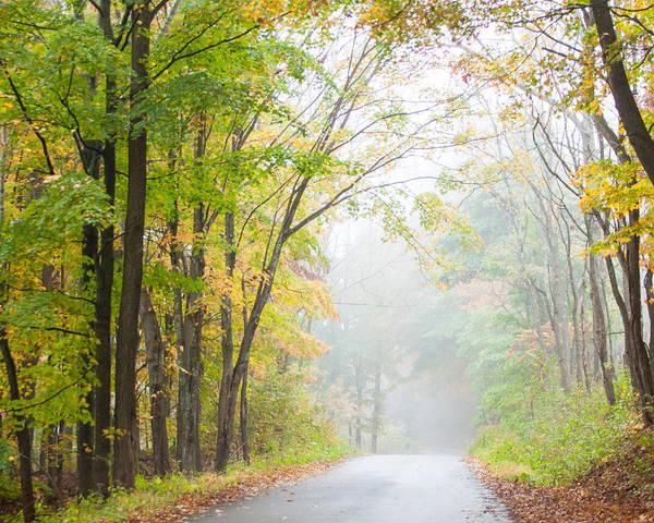 Photograph - Misty Passage by Melinda Ledsome