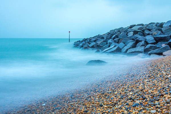 Photograph - Misty Water. by Gary Gillette