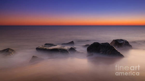 Wall Art - Photograph - Misty Waves by Michael Ver Sprill