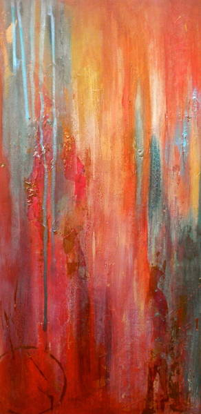 Wall Art - Painting - Mixed Emotions by Debi Starr