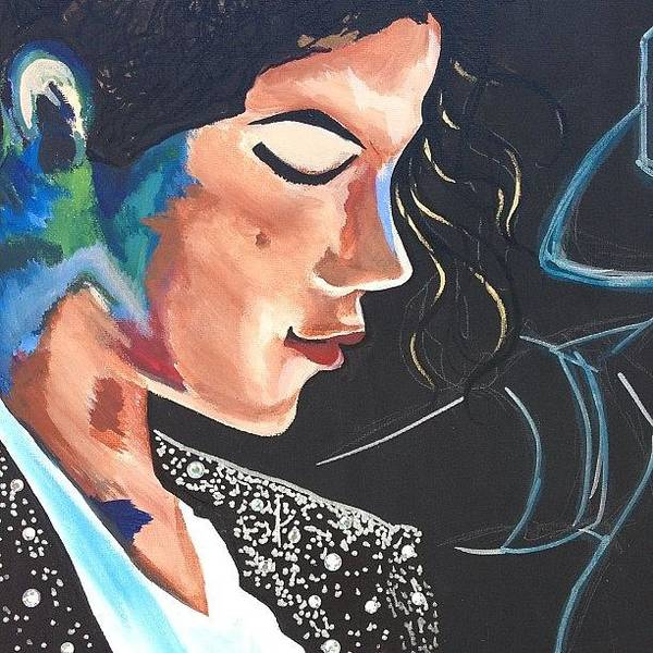Wall Art - Photograph - MJ by Tiffani Sahara
