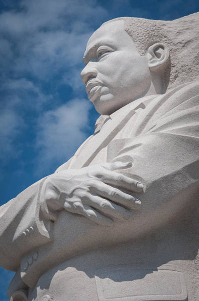 Photograph - Mlk-1 by Frank Mari