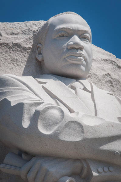 Photograph - Mlk-2 by Frank Mari