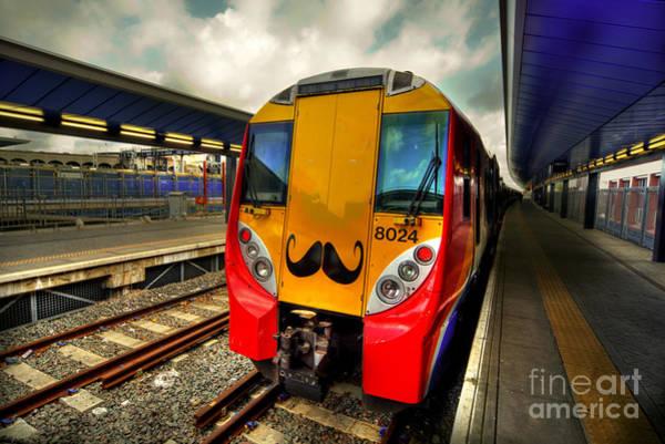 458 Photograph - Mo Train  by Rob Hawkins