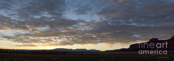 Photograph - Moab I Pano Color by David Gordon