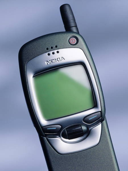 Nokia Photograph - Mobile Telephone by Ton Kinsbergen/science Photo Library