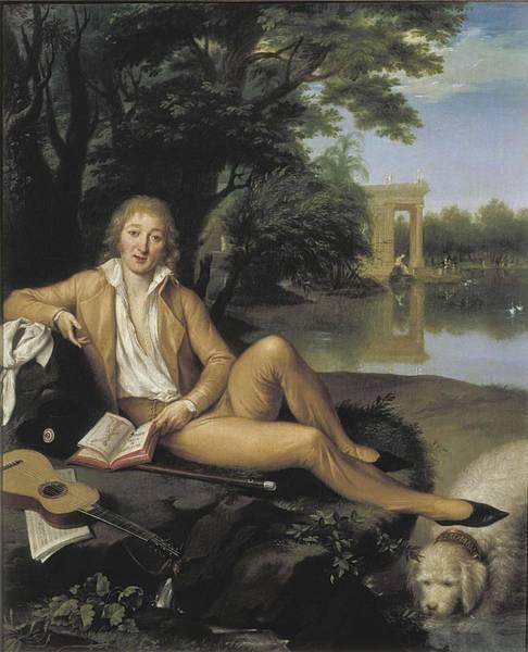 Mocchi, Bernardino 1741-1812. Camillo Art Print