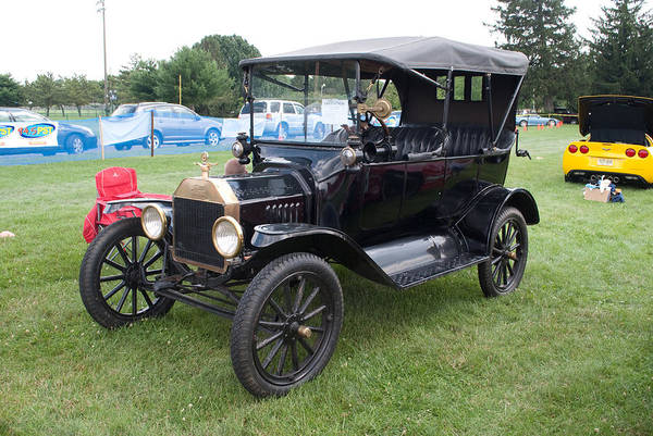 Photograph - Model T by Keith Swango