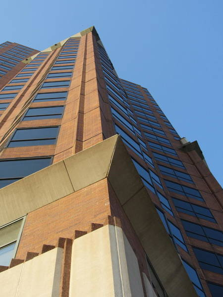 Photograph - Modern Architecture Angle 4 by Anita Burgermeister