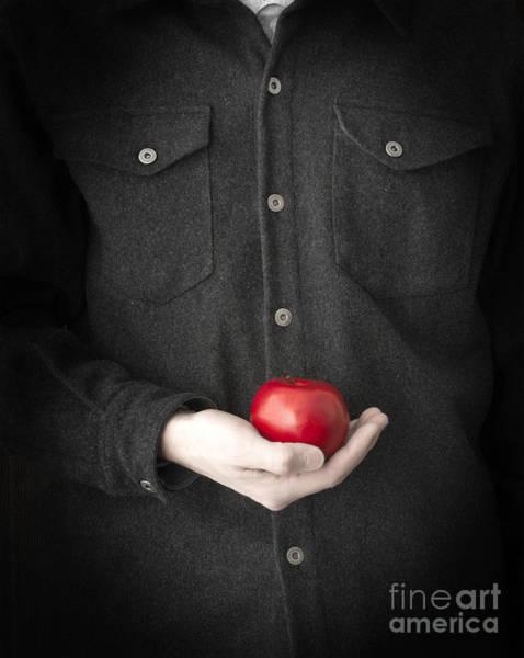 Sin Photograph - Modern Day Adam by Edward Fielding