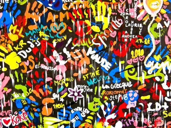 Wall Art - Photograph - Modern Hieroglyph by Sophie Vigneault