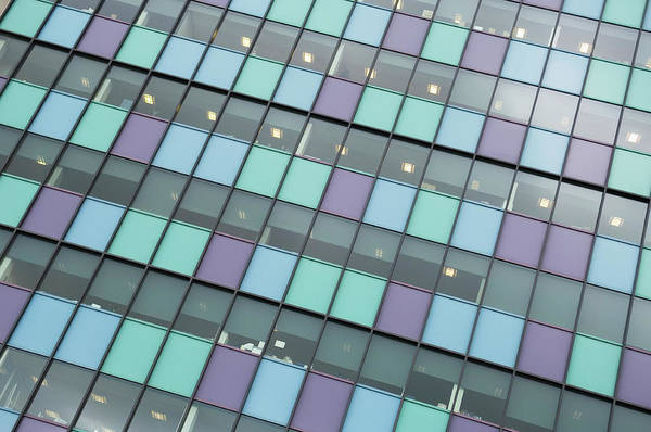 Photograph - Modern Office Block by Northlightimages