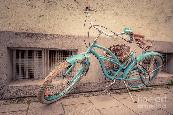 Photograph - modern retro III by Hannes Cmarits