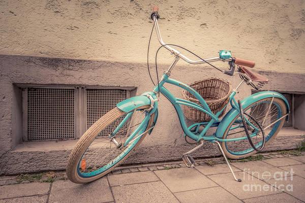 Photograph - modern retro III by Hannes Cmarits