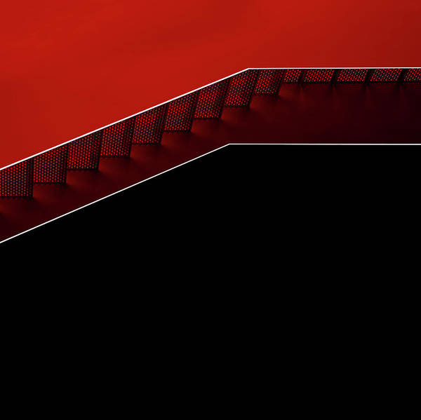 Modern Architecture Photograph - Modern Staircase by Gilbert Claes