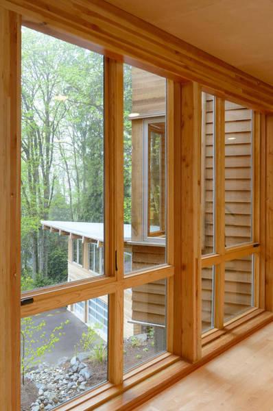 Wall Art - Photograph - Modern Windows by Will Austin
