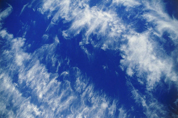 Cloud Type Wall Art - Photograph - Modified Cirrus Clouds by Simon Fraser/science Photo Library