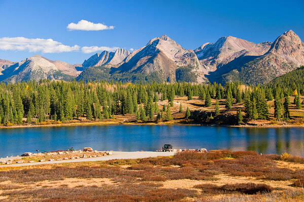 Photograph - Molas Lake by Steve Stuller