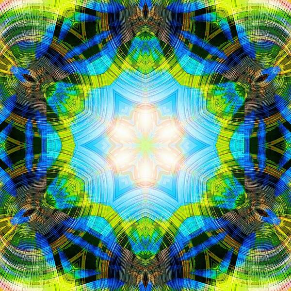 Digital Art - Molecular Transfer by Derek Gedney