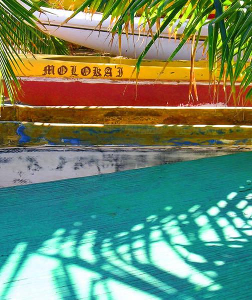 James Temple Photograph - Molokai Abstract by James Temple