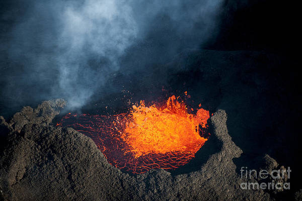 Game Of Thrones Photograph - Molten by Timm Chapman