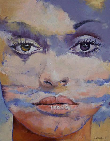 Frau Painting - Mona Lisa by Michael Creese