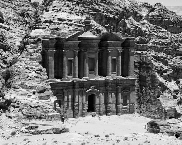 Romantic Wall Art - Photograph - Monastery Of Petra by Ernesto Cinquepalmi