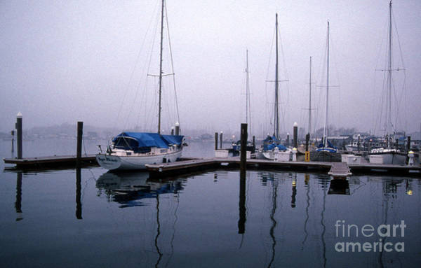 Sailing Terms Photograph - Monday Morning by Skip Willits