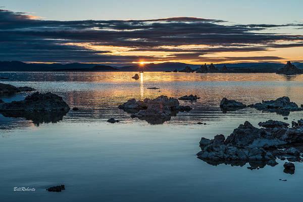 Wall Art - Photograph - Mono Lake Sunrise by Bill Roberts