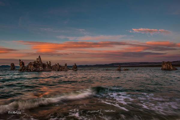 Wall Art - Photograph - Mono Lake Sunset by Bill Roberts