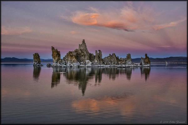 Photograph - Mono Lake Sunset by Erika Fawcett