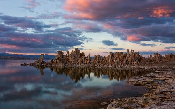 Photograph - Mono Lake by Tassanee Angiolillo