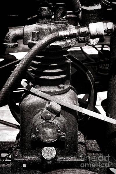 Photograph - Monocylinder by Olivier Le Queinec