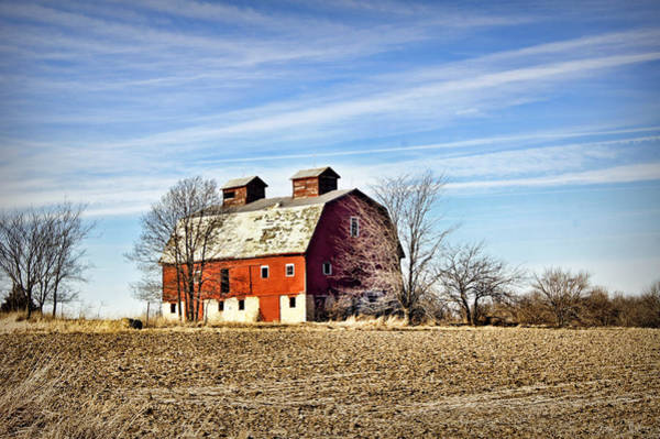Photograph - Monroe County Barn by Cricket Hackmann