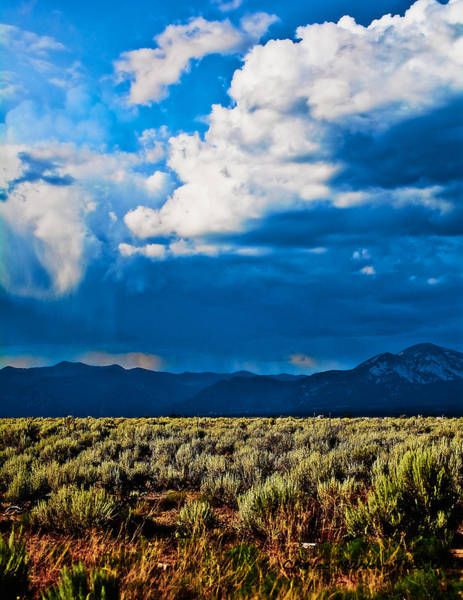 Photograph - Monsoons In July by Charles Muhle