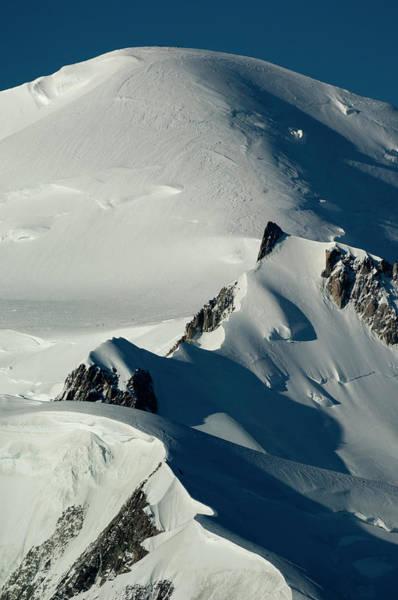 Chamonix Wall Art - Photograph - Mont Blanc by Duncan Shaw