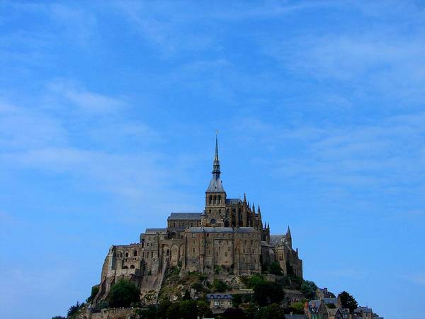 Photograph - Mont Saint Michel - France by Cristina Stefan