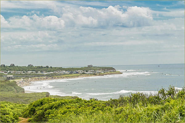 Photograph - Montauk Beach by Jody Lane