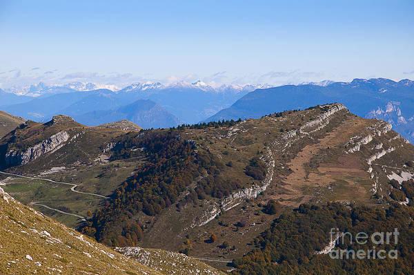Photograph - Monte Baldo Vista by Brenda Kean