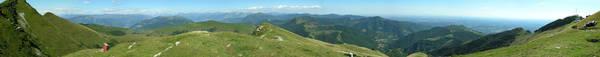 Photograph - Monte Generoso Panorama II by Dragan Kudjerski