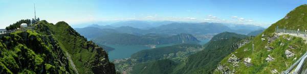 Photograph - Monte Generoso Svizzera by Dragan Kudjerski