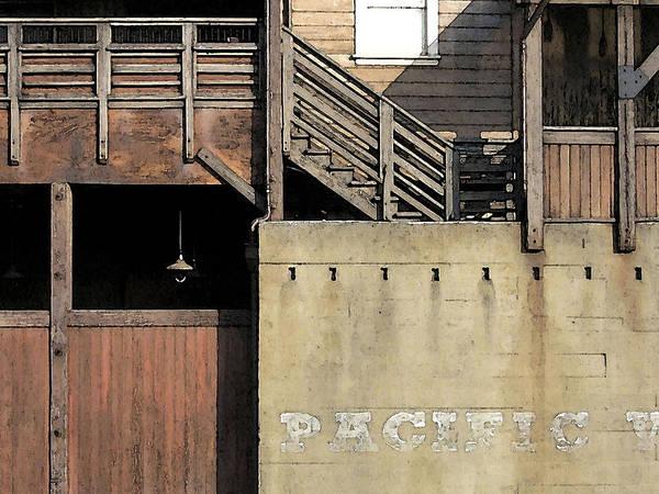 Digital Art - Monterey by David Hansen