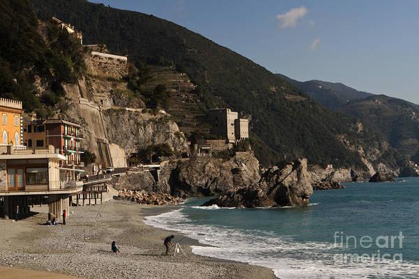 Photograph - Monterosso Al Mare by Leslie Leda