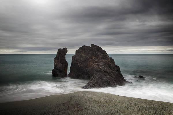 Mare Photograph - Monterosso by Joana Kruse