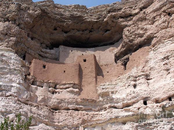 Photograph - Montezuma Castle 1 by Tom Doud