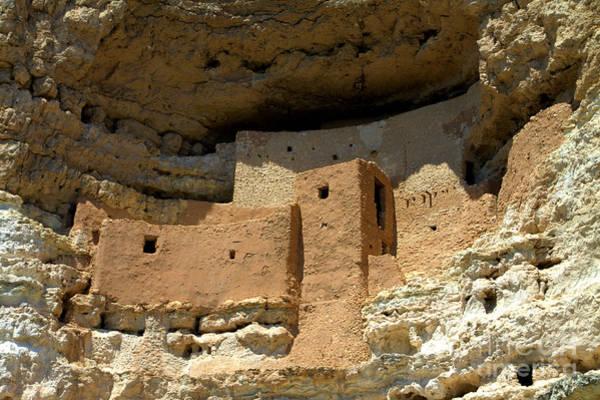 Photograph - Montezuma's Castle 2 by Jim McCain