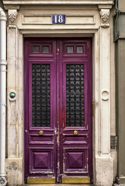 Photograph - Montmartre Pink by Georgia Fowler