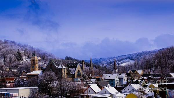 Waitsfield Photograph - Montpelier Vermont by New England Photography