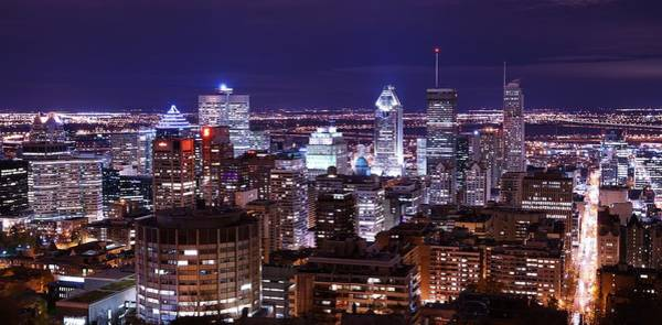 Mile High City Photograph - Montréal by Miles Smile